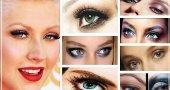 Макияж для серо-зеленых глаз. Фото. Вечерний, дневной, красивый макияж. Отзывы.