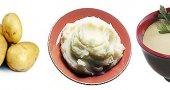 Калорийность картофеля. Калории в картофельном пюре, в супе-пюре.