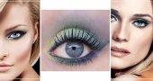 Макияж для серо голубых глаз. Фото. Красивый вечерний, дневной макияж.