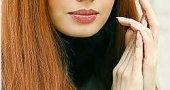Макияж для рыжих волос, красивый макияж под рыжие волосы.