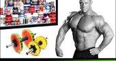Спортивное питание для набора мышечной массы, для роста мышц. Отзывы.