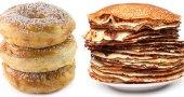 Калорийность пирожков и блинов