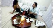Идеи романтического вечера - «Романтик» для любимого человека