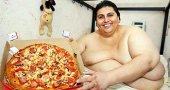 Самый толстый, полный человек в истории планеты Земля. Фото.