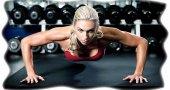 Упражнения для сушки тела для девушек
