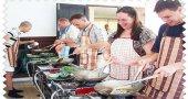 Как научиться готовить еду вкусно и быстро?