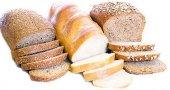 Какая калорийность в куске хлеба? Калории в черном, белом хлебе.