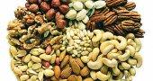Какая калорийность у орехов?