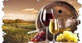 Польза красного и белого вина
