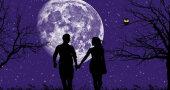 Луна сегодня красивая, правда? Что значит эта фраза?