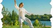 Диета и китайские упражнения для похудения ног и живота