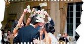 Сколько денег дарят на свадьбу?