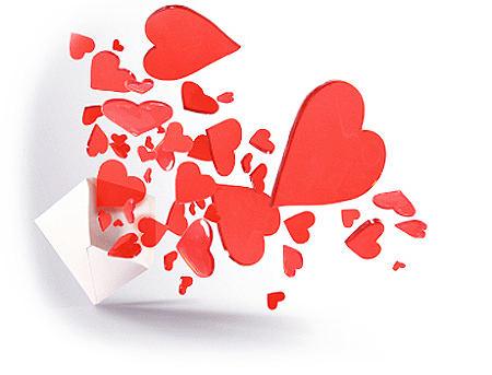 Любовное письмо.