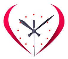 Сердечные часы