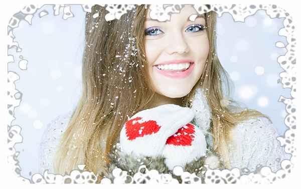 Я влюбилась зимой