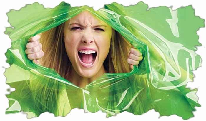 Зеленая ревность