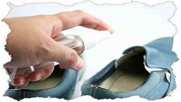 Дезинфекция после лечения грибка ног