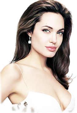 Анжелина Джоли.
