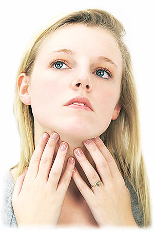 При любой острой респираторно вирусной или бактериальной инфекции верхних дыхательных путей лимфоузлы шеи могут...