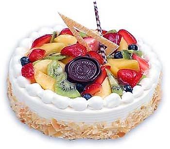 Калории в торте.