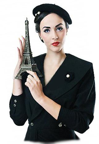 Француженка.