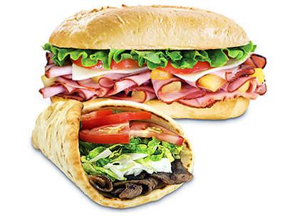 Калории в бутерброде.