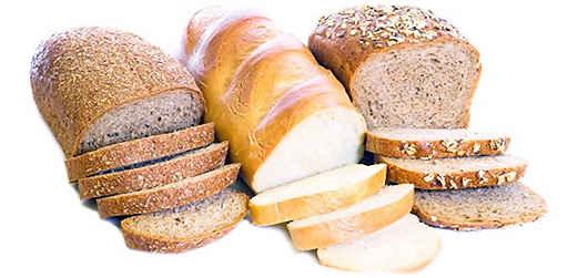 Калорийность Хлеба.