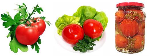 Калорийность помидор.