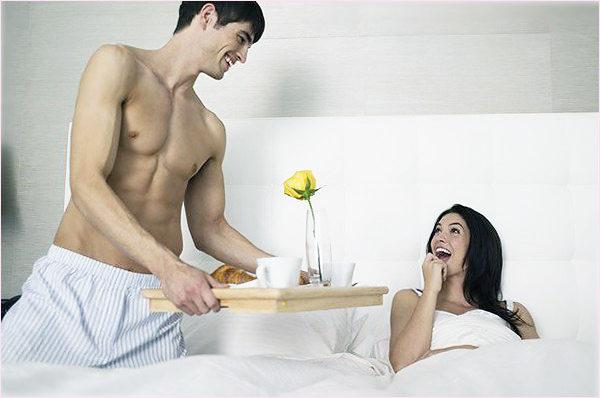 Как сделать что бы у мужа стояло