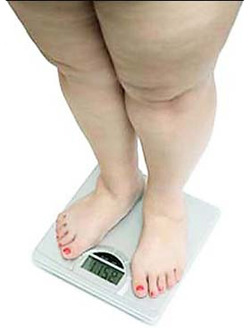 Толстые ляжки похудение.