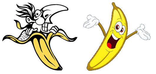Польза и вред бананов.