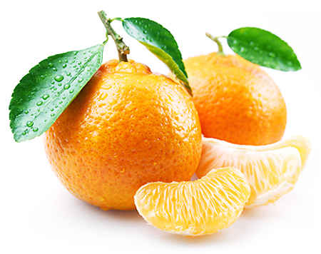 Свойства мандарин.