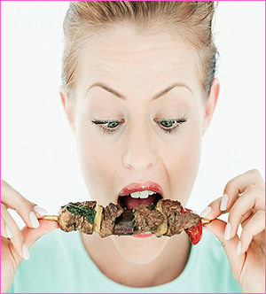 Я не боюсь потолстеть!