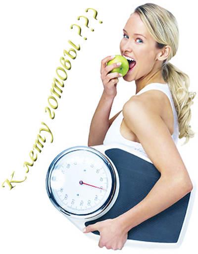 как похудеть за лето на 15 кг
