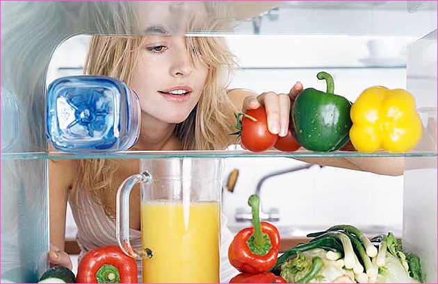 Питание для женщин.