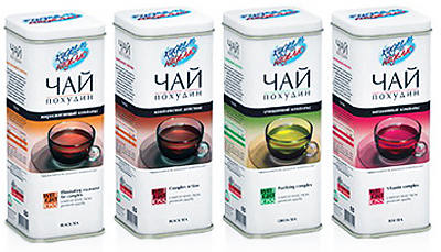 чай для похудения сантимин