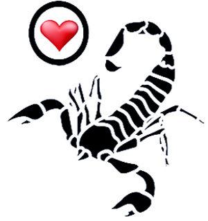 Скорпион - Любовь.