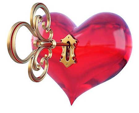 Ключ к сердцу.