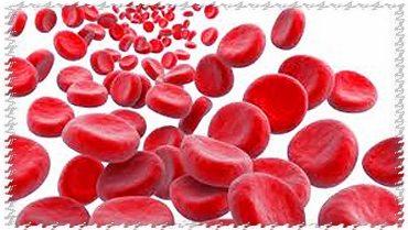 Повышенный гемоглобин.