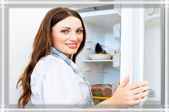 Запах в холодильнике устраним.