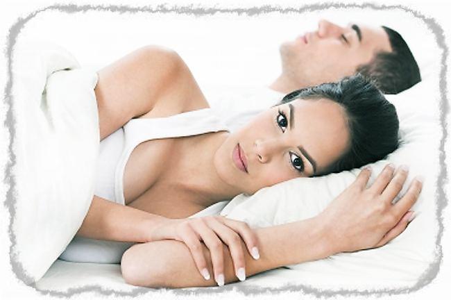 Любимый во сне любит другую.