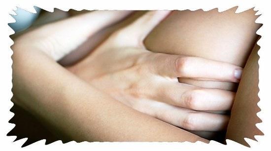 Болезненные ощущения в области сосков груди