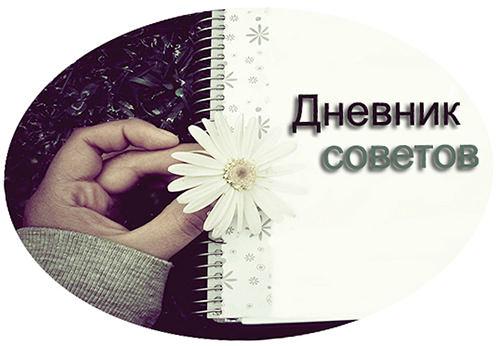 Дневник советов