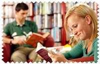 Мужчина и женщина предпочитают книги!