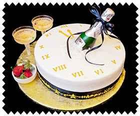 Сюрпризы внутри торта!