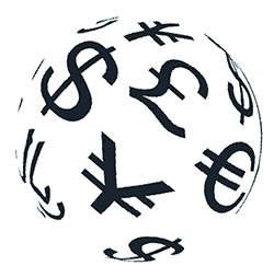 Валютные деньги