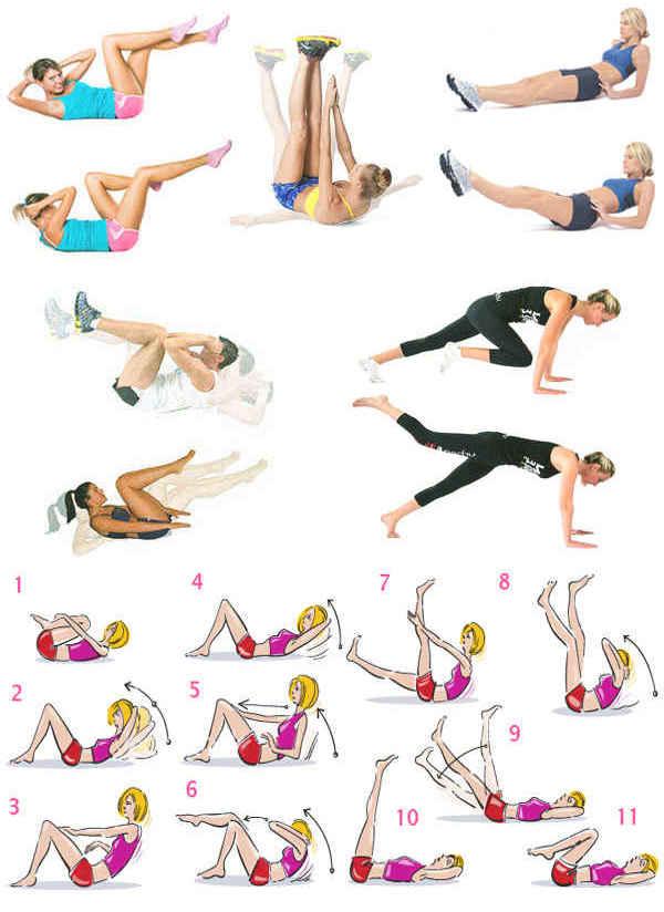 Упражнения чтобы сбросить вес мужчине