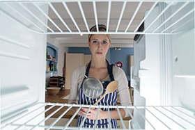 Худой холодильник