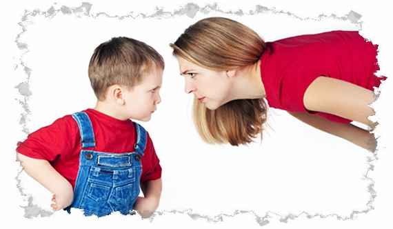 Пятилетний непослушный малыш