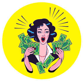 Мое хобби - деньги!